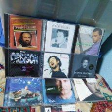 CDs de Música: LOTE DE 10 CD MÚSICA ( SOLISTAS EXTRANJEROS HOMBRES ). Lote 198465296