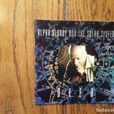 CDs de Música: ALPHA BLONDY AND THE SOLAR SYSTEM - DIEU . Lote 198471426