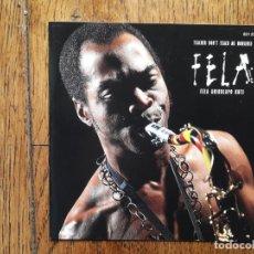 CDs de Música: FELA ANIKULAPO KUTI - TEACHER DON'T TEACH ME MONSENSE. Lote 198517917