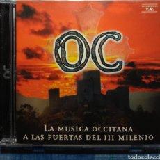 CDs de Música: LA MUSICA OCCITANA A LAS PUERTAS DEL III MILENIO. Lote 198521332