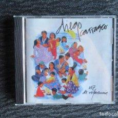 CDs de Música: DIEGO CARRASCO - VOZ DE REFERENCIA. Lote 198530151