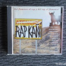 CDs de Música: RAP KANÍ. Lote 198530407