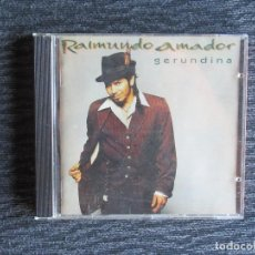 CDs de Música: RAIMUNDO AMADOR - GERUNDINA. Lote 198530967