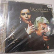 CDs de Música: RAFAEL GUILLÉN – EN EL CANTE DE ARTURO FERNANDEZ CD 2015. Lote 198546461