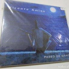 CDs de Música: VICENTE AMIGO - PASEO DE GRACIA (CD, ALBUM). Lote 198547272