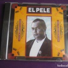 CDs de Música: EL PELE + VICENTE AMIGO CD PASION 1990 PRECINTADO – POETA DE ESQUINAS BLANDAS - FLAMENCO. Lote 198548432