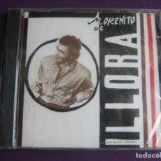 CDs de Música: MORENITO DE ILLORA CON JUAN MANUEL CAÑIZARES CD PASION 1991 PRECINTADO - FLAMENCO . Lote 198548608