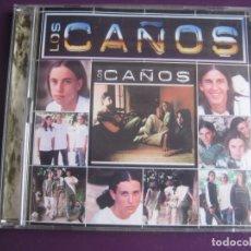 CDs de Música: LOS CAÑOS DOBLE CD PEP'S 2001 - DIRIA Q SIN ESTRENAR - FLAMENQUITO - RUMBA POP FIESTA . Lote 198550145