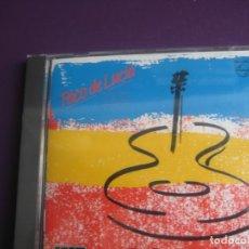 CDs de Música: PACO DE LUCIA SEXTET CD PHILIPS PRECINTADO - LIVE... ONE SUMMER NIGHT - FLAMENCO JAZZ. Lote 198550908