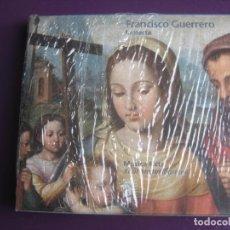 CDs de Música: FRANCISCO GUERRERO – MUSICA FICTA - RAÚL MALLAVIBARRENA CD CANTUS 1997 - MOTECTA - RENACIMIENTO. Lote 198553550
