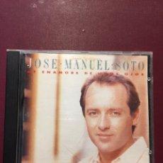 CD de Música: JOSÉ MANUEL SOTO/ ME ENAMORE DE UNOS OJOS.. Lote 198608497