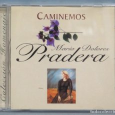 CDs de Música: CD. MARIA DOLORES PRADERA. CAMINEMOS. Lote 198644288