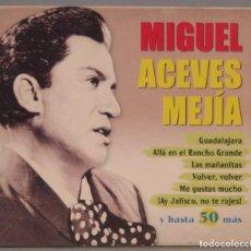CDs de Música: CD. MIGUEL ACEVES MEJIA. Lote 198644385