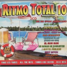 CDs de Música: CD. RITMO TOTAL 10. Lote 198644612