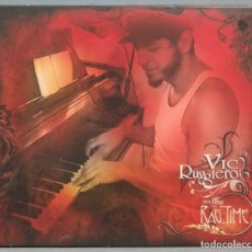 CDs de Música: CD. VIC RUGGIERO. ON THE RAG...TIME. Lote 198644857