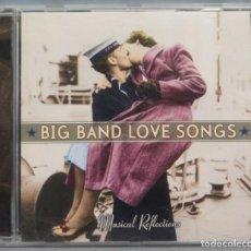 CDs de Música: CD. BIG BAND LOVE SONGS. Lote 198646125