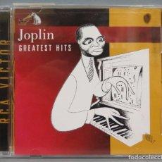 CDs de Música: CD. JOPLIN. GREATEST HITS. Lote 198646670