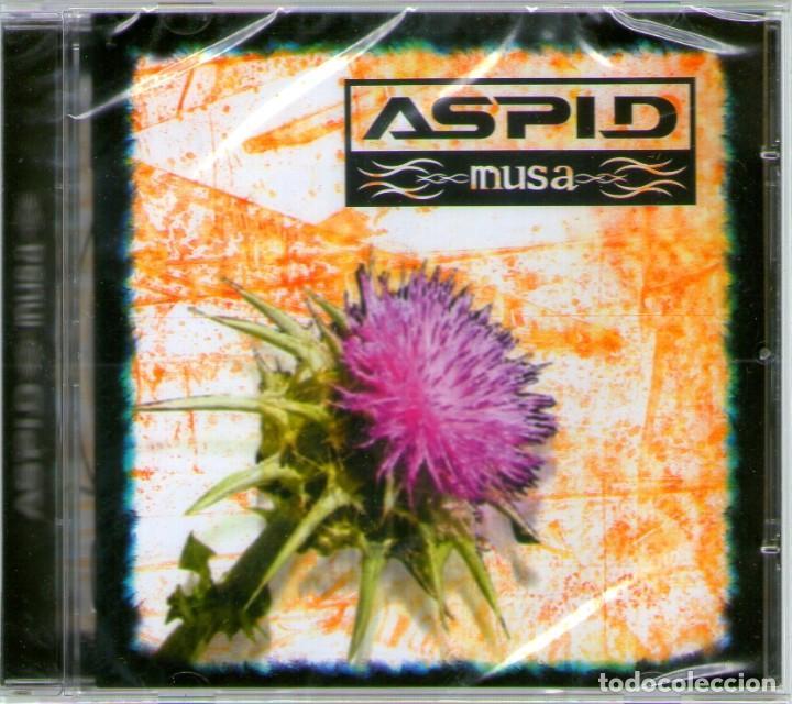 CD ASPID - MUSA - NUEVO, PRECINTADO (Música - CD's Heavy Metal)