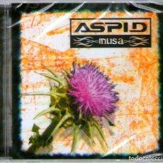CDs de Música: CD ASPID - MUSA - NUEVO, PRECINTADO. Lote 212568652