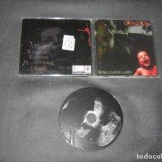 CDs de Música: CD ECZEMA-SOLEDAD,EL LLANTO DE LA MUERTE ENVIO GRATUITO. Lote 198683533