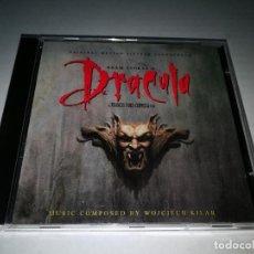 CDs de Música: DRACULA ANNIE LENNOX EURYTHMICS BANDA SONORA WOJCIECH KILAR CD ALBUM DEL AÑO 1992 16 TEMAS COPPOLA. Lote 198686225