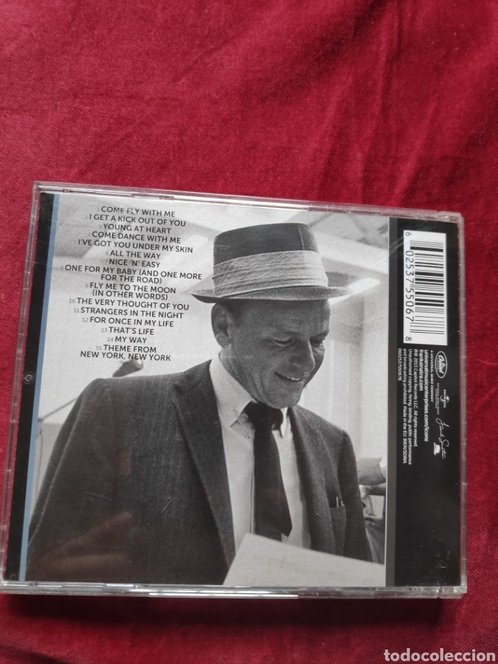 CDs de Música: Frank Sinatra - Icon - CD álbum - Foto 2 - 198719771