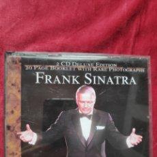CDs de Música: FRANK SINATRA - CD ÁLBUM - DEJAVU RETRO GOLD COLLECTION - DELUXE EDITION - LIBRETO, Y FOTOS INÉDITAS. Lote 198720245