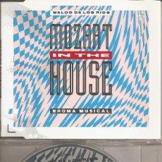 CDs de Música: WALDO DE LOS RIOS - MOZART IN THE HOUSE (BROMA MUSICAL, THREE VERSIONS). Lote 198733756