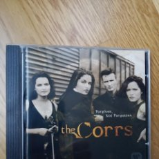 CDs de Música: THE CORRS-FORGIVEN NOT FORGOTTEN CD.1995 ATLANTIC 7567926122.RUNAWAY/SOMEDAY. Lote 198748630