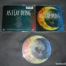 CDs de Música: CD AS I LAW DYING-SHADOWS ARE SECURITY ENVIO GRATUITO. Lote 198790121