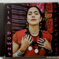 CD de Música: LILA DOWNS - LA SANDUNGA - CD. Lote 198810965