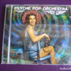 CDs de Música: LAURENT LOMBARD CD KOSINUS 2002 - PSYCHE POP ORCHESTRA - JAZZ FUNK POP SOUL SURF J-POP EASY LISTENIN. Lote 198818548