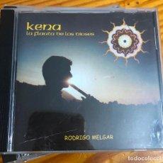 CDs de Música: CD ALBUM RODRIGO MELGAR KENA LA FLAUTA DE LOS DIOSES EL TRIO ZAPATISTA JORGE GUERRA RAMON ARAUJO LP. Lote 198822710