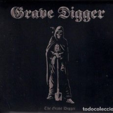 CDs de Música: GRAVE DIGGER - THE GRAVE DIGGER (GERMANY, 2001). Lote 198860510