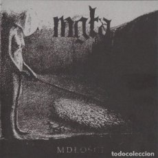 CDs de Música: MGŁA - MDŁOŚCI + FURTHER DOWN THE NEST (POLAND, 2015). Lote 198861093