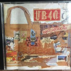 CDs de Música: UB40 - BAGGARIDDIM (CD, ALBUM) (DEP INTERNATIONAL) DEP CD 10 (D:NM). Lote 198882606