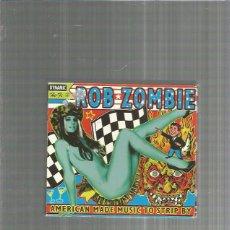 CD di Musica: ROB ZOMBIE AMERICAN MADE. Lote 198893411