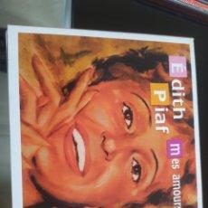 CDs de Música: EDITH PIAF MES AMOURS. Lote 198914850