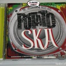 CDs de Música: POTATO, LA FIESTA SKA, CD 2009. Lote 198929132