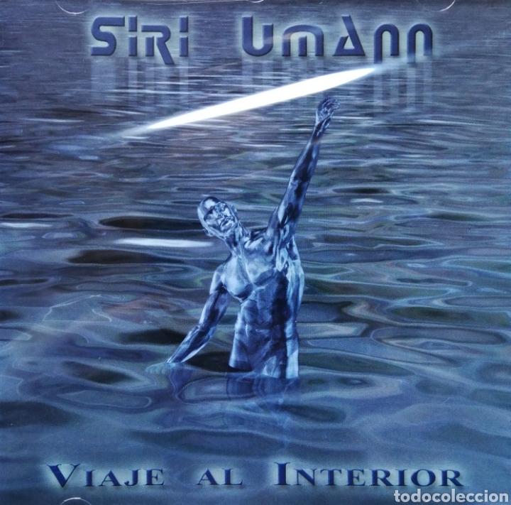 CD ALBUM , SIRI UMANN , VIAJE AL INTERIOR , NEW AGE VALENCIA (Música - CD's New age)