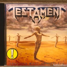 CDs de Musique: CD. TESTAMENT. PRACTICE WHAT YOU PREACH. 1989. ATLANTIC. Lote 198971876