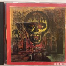 CDs de Musique: CD. SLAYER. SEASONS IN THE ABYSS. 1990. RICK RUBIN.. Lote 198977291