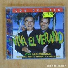 CDs de Musique: LOS DEL RIO - VIVA EL VERANO - CD. Lote 198990613