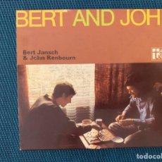CDs de Música: BERT JANSCH & JOHN RENBOURN – BERT AND JOHN LABEL: CASTLE MUSIC – CMRCD203 FORMAT: CD, ALBUM . Lote 199001902