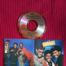 CDs de Música: LEVERT: BLOODLINE. CD 1986 ATLANTIC.. Lote 199035313