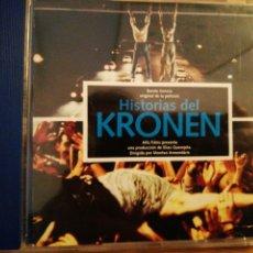 CDs de Música: HISTORIAS DEL KRONEN. BSO.BMG ARIOLA 1995.. Lote 199056186