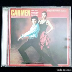 CDs de Música: RARÍSIMO CD CARMEN PACO DE LUCÍA - ANTONIO GADES - PEPA FLORES, ETC / MADE IN WEST GERMANY. Lote 199118807