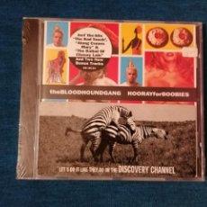 CDs de Música: LIQUIDACIÓN TOTAL THE BLOODHOUND GANG HOORAY FOR BOOBIES CD PRECINTADO. Lote 199121460