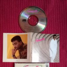 CDs de Música: SAMUELLE: LIVING IN BLACK PARADISE. CD 1990 ATLANTIC.. Lote 199174505