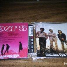 CDs de Música: THE DOORS - WAITING FOR THE SUN (REMASTERED 2006 CON BONUS TRACKS) SUPER JEWEL BOX. Lote 199214783